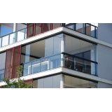 Fechar minha varanda com vidro preço acessível em Biritiba Mirim