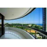 Fechar minha varanda com vidro preço acessível em Santa Isabel