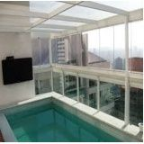 Fechar minha varanda com vidro preço acessível no Pari