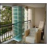 Fechar minha varanda com vidro preço em Jundiaí