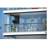 Fechar minha varanda com vidro valor acessível em Jandira