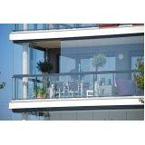 Fechar minha varanda com vidro valor acessível no Bixiga