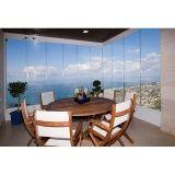 Fechar varandas com vidro melhor preço em Mauá