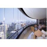Fechar varandas com vidro preço acessível em Guarulhos