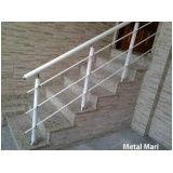 Guarda corpo de vidro temperado preço acessível no Arujá