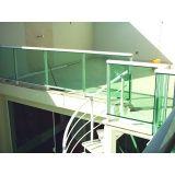 Guarda corpo de vidro temperado preço em Santa Isabel