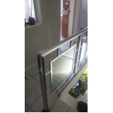 instalação de corrimão de escada Arujá