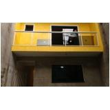instalação de corrimão de escada em aço inox Glicério