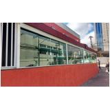 instalação de Fechamento de Sacada em Vidro Temperado Centro
