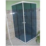 Melhor preço box vidro temperado no Cambuci