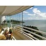 Melhor preço em envidraçamento de varanda em Biritiba Mirim