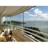 Melhor preço em envidraçamento de varanda em São Caetano do Sul