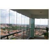 Melhor preço em varanda de vidro em São Caetano do Sul