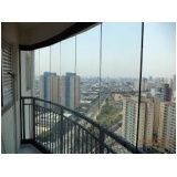 Menor preço em envidraçamento de varanda em Guarulhos