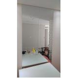 orçamento de espelhos para salão de cabeleireiro Santo André