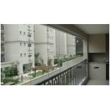 Preço acessível em envidraçamento de varanda em Caieiras