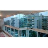 Preço acessível em envidraçamento de varanda em São Lourenço da Serra