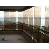 Preço acessível para fechar varandas com vidro em Santa Isabel