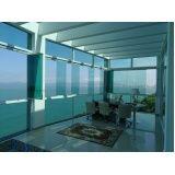 Preço acessível para fechar varandas com vidro na Luz