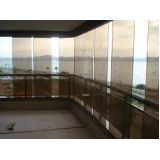Preço acessível para fechar varandas com vidro no Arujá