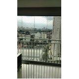 Preço acessível sacada de vidro em Mairiporã