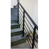 quanto custa Guarda Corpo de Vidro de Escada Embu